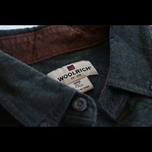 Woolrich Shirts - Woolrich flannel shirt